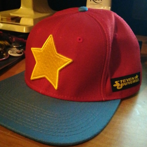 Hot Topic Other - Steven universe baseball cap 621ab4264b5